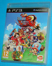 One Piece Unlimited World Red - Sony Playstation 3 PS3 - PAL