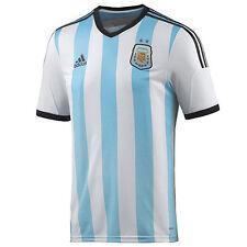 Camiseta de fútbol azul adidas