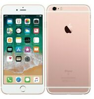 Apple iPhone 6s Plus 32GB Rose Gold Unlocked Great Condition