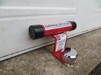 Door Defender Up And Over Garage Doors Complete With Padlock&Fixings security re
