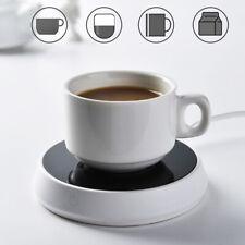 Smart Coffee Mug Warmer Tea Milk Cup Heater Pad Heating Plate for Office Home