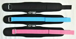 WEIGHT LIFTING BELT GYM FITNESS TRAINING BACK SUPPORT BELTS