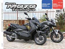 Revue Moto technique Honda NC 750 de 2014 et 2015 - RMT 177