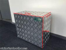 Generator ToolBox 61x30x54cm Aluminium tool box Caravan Ute Truck Tool box