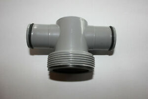SANDFILTER SWIMMING POOL TJOINT FILTER PUMP HOSE CONNECTOR ONLY P61408 FOR INTEX