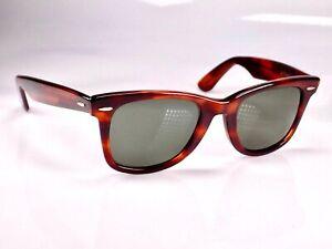 Vintage 1990's B&L Ray Ban Wayfarer BL5022 Sunglasses