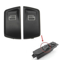 2x Window Switch Button Covers Caps Right&Left For Mercedes Sprinter Vito  AL!