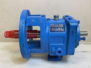 *New* Goulds Pumps Centrifugal Pump Power End D287 STX   3196 STX