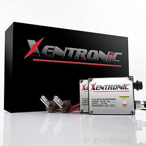 Xentronic Metal HID Kit 9005 9006 H1 H3 H4 H7 H10 H11 H13 H16 6000K 5000K Xenon