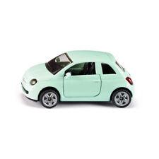 SIKU 1453 FIAT 500 Verde Menta (blister) Coche a escala ¡NUEVO! °