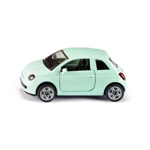 Siku 1453 Fiat 500 mintgrün (Blister) Modellauto NEU! °