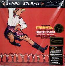 BORODIN - SYMPHONY NO.2 - ANALOGUE PRODUCTIONS - AP 2298 - VINYL LP - 200G