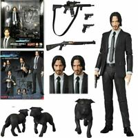 Mafex No. 085 John Wick Chapter 2 PVC Action Figure New In Box Christmas Gift