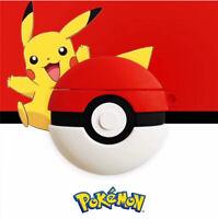 Pokemon Pokeball Apple Airpod Earphone Silicon Protective Sleeve Case Cover Skin