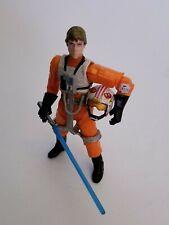 Star Wars Saga Collection Luke Skywalker X-Wing Pilot Action Figure