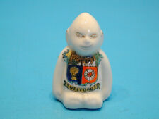 Arcadian Crested China Billikin of Good Luck - Welford