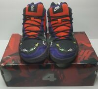 KYRIE 4 DAY OF THE DEAD BASKETBALL SHOES Size 8 (C10278-800) DOTD