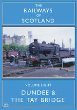 The Railways Of Scotland Volume Eight: Dundee And The Tay Bridge - DVD