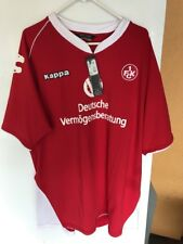Football Kit XXXL Jersey Shirt Nwt New KAPPA Deutsche Vermogensberatung Vintage