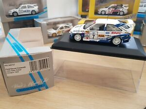 Ford Escort RS Cosworth Model VERY RARE NUMBER 7 TOMMI MAKINEN MINICHAMPS 1/43RD