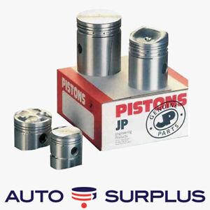 """Piston & Ring Set +020"""" FOR Wolseley Hornet 6 Cylinder 1928-1934 1271cc OHC 12V"""