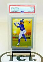 2020 Topps Series 1 MLB Baseball Turkey Red Bo Bichette RC PSA 9 Blue Jays