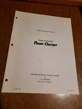 Vintage Briggs & Stratton Power Charger Theory, Design & Operation