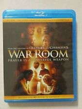War Room Blu-Ray/Exclusive Collector's Edition DVD Combo Pack