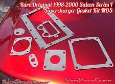 RARE 1998-2000 SALEEN S281 SC MUSTANG SERIES I SUPERCHARGER GASKET KIT FORD NOS
