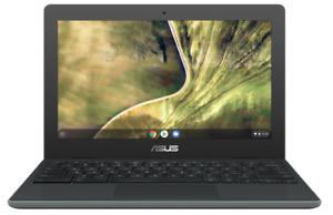 """Asus C204EE-YB02-GR 11.6"""" Chromebook Laptop Intel Celeron N4020 32GB eMMC"""