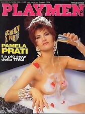 [RM2] PLAYMEN 04/1993 PAMELA PRATI FANNY CADEO