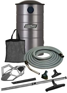 VacuMaid GV50PRO Garage Vacuum with 50 Ft. Hose and Attachments