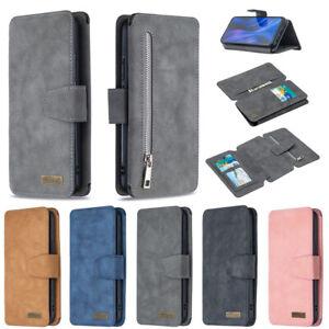 Wholesale 8Pcs Wallet Leather Flip Case Cover For Xiaomi Redmi Note 9S Note 8Pro