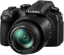 Panasonic LUMIX DC-FZ10002EB Digital Bridge Camera with 16x Lens - Black