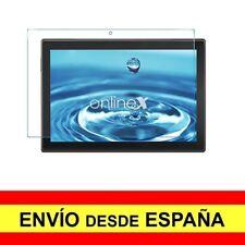 """Cristal templado para Lenovo Tab 4 10 (10 1"""") protector pantalla toallita A3244"""