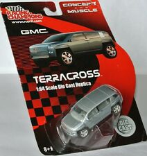 Racing Champions - GMC TERRACROSS - silver - 1:64 Concept & Muscle