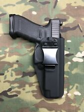 Black Kydex IWB Holster for Glock 34 35 w/adj. Retention