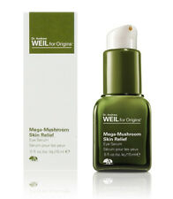 Dr. Andrew Weil For Origins Mega-Mushroom Skin Relief Eye Serum 0.5 oz NEW