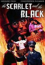 THE SCARLET AND THE BLACK (Gregory Peck) - DVD - Sealed Region 1