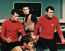 OFFICIAL WEBSITE Stewart Moss STAR TREK Original Series 8x10 Photo AUTOGRAPHED