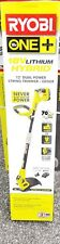 Ryobi ONE+ Hybrid Electric Cordless String Trimmer/Edger W/ Battery/Charger