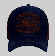 King Kerosin Speedfreak Truckercap Baseballcap Hotrod Oldschool V8 Horsepower
