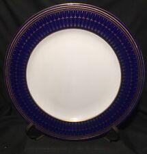 """SPODE Lancaster Cobalt Blue Dinner Plate 10.5"""""""