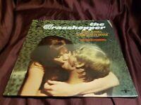 GRASSHOPPER SOUNDTRACK VINYL LP BROOKLYN BRIDGE CHEESECAKE! New & sealed!
