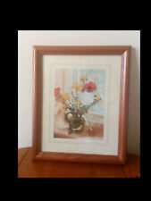 Wooden flower picture  frame size 29x24cm ic1 pb1 11