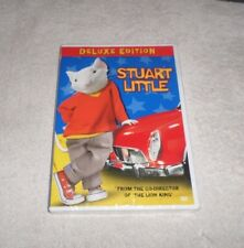 Michael J. Fox STUART LITTLE Deluxe Ed. BRAND NEW FACTORY SEALED Hugh Luarie