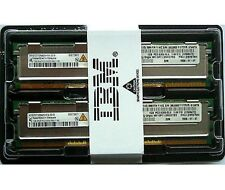 Nuevo IBM 2GB PC2-5300 240 Pin ECC RAM Servidor DDR2, 2X1GB