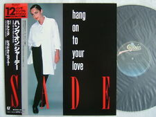 SADE HANG ON TO YOUR LOVE / 12INCH 3TRACKS / LOVE AFFAIR WITH LIFE / SHOULD I LO