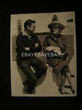 Candid Bette Davis VINTAGE PHOTO 324H