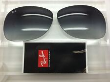 AUTHENTIC RAYBAN RB 3387 SUNGLASS REPLACEMENT GREY GRADIENT LENSES SIZE 64 NEW!